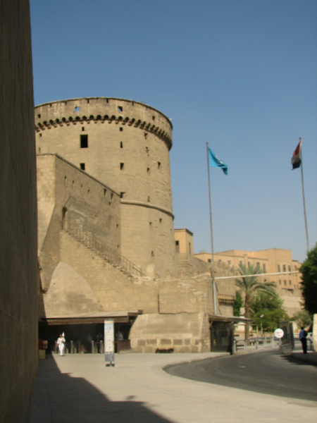 citadel-of-saladin-in-Cairo