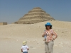 At-step-pyramid-in-Saqqara-Egypt