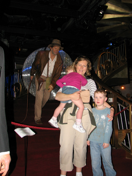 At-madame-tussauds-London-with-Johnny Depp