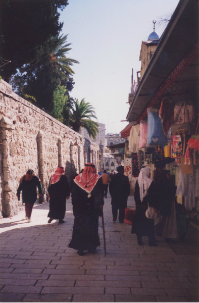 jerusalem-old-city-in the-arab-quarter