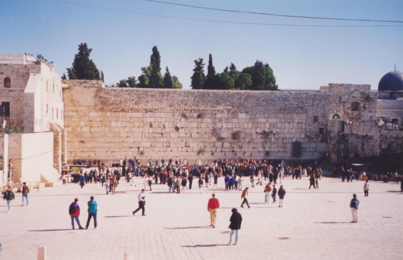 the-wailing-wall-jerusalem
