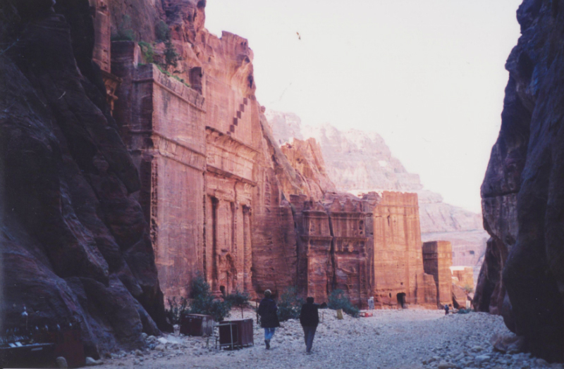 At-petra-looking-at-the-nabatean-buildings-Jordan