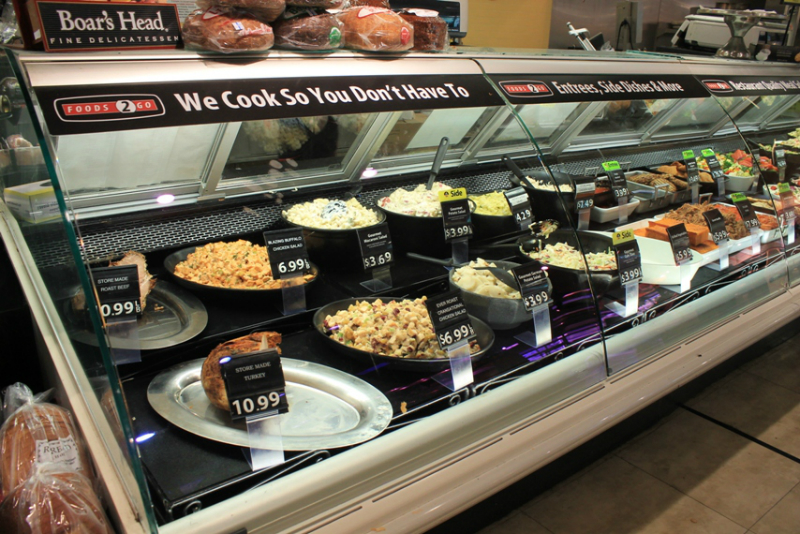 More-deli-foods-from-A&P-supermarket-NJ