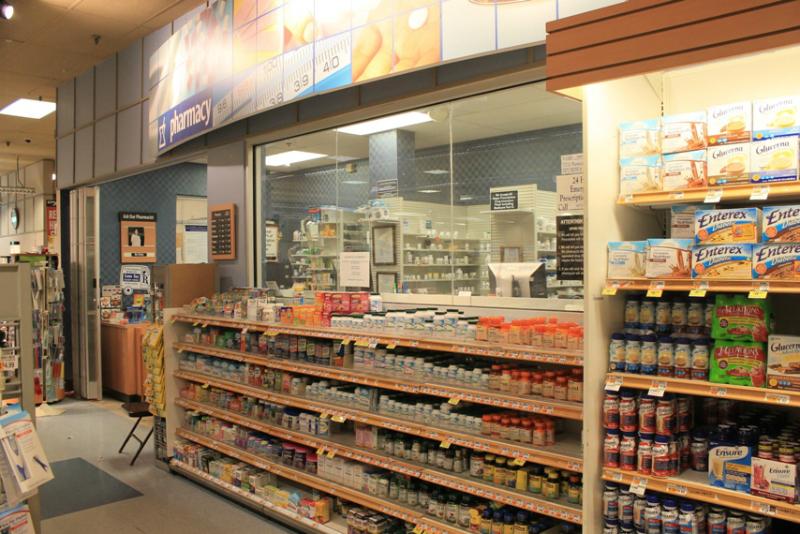 Instore-supermarket-pharmacy-NJ