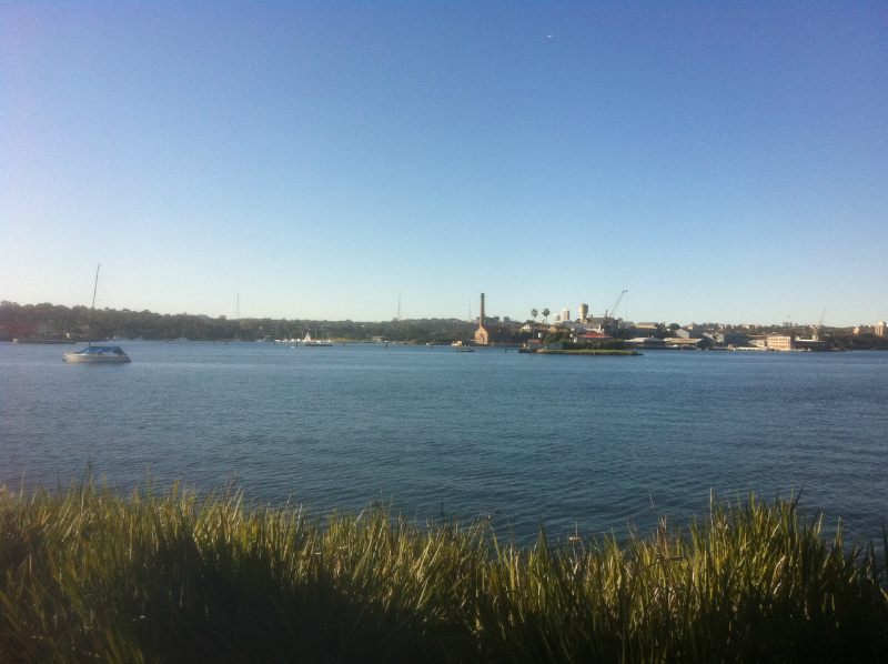 Sydney-Harbour-opposite-balmain-near-birkenhead-point