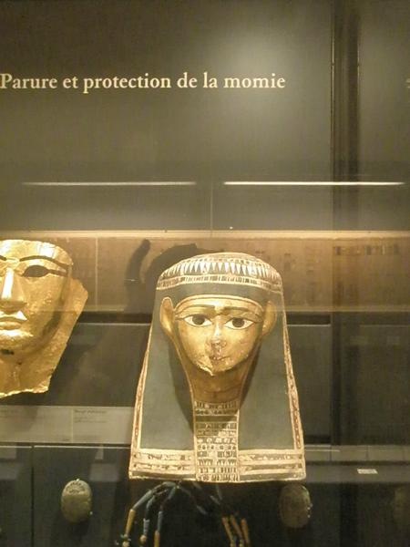 Egyptian-mummy-mask-Louvre-Paris