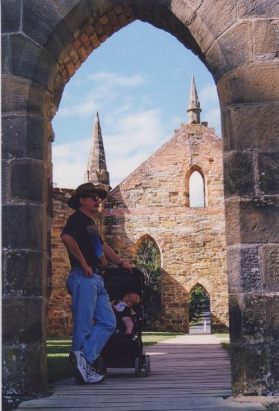 At-Port-Arthur-convict-settlement-Tasmania