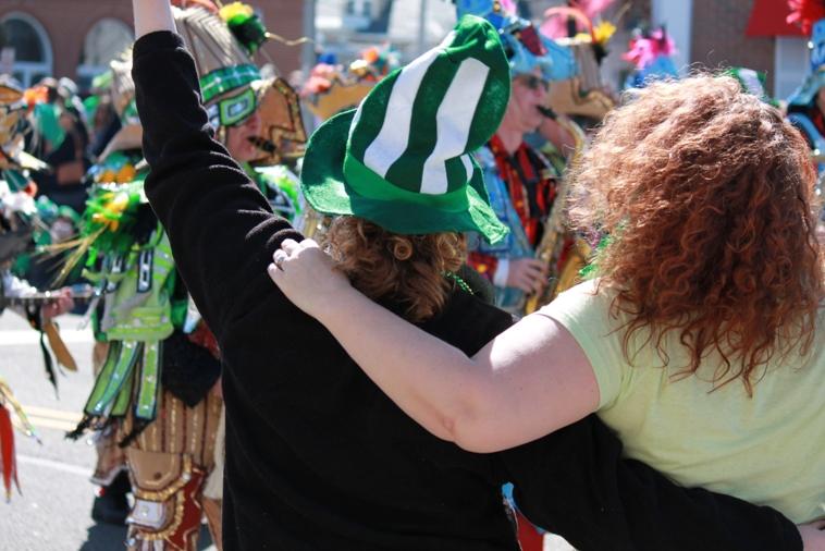 St Pats parade morristown NJ  4