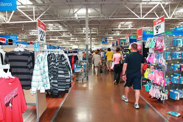 Walmarts-retail-store