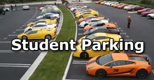 American_high_school_student_driver_parking