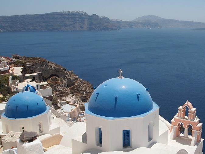 Living on Greek Islands