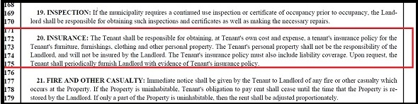 Renters Insurance New Jersey