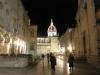 Dubrovnik-old-city-at-night