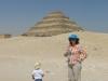 At-step-pyramid-in-Saqqara-Egypt