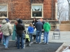 Crowds line up to participate in maple sugaring at Reeves-Reed Arboretum Summit NJ