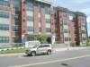 Montclair Residences, our first temporary housing in Montclair.