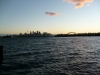 sydney-harbour-view-from-bradley\'s-head-at-sunset