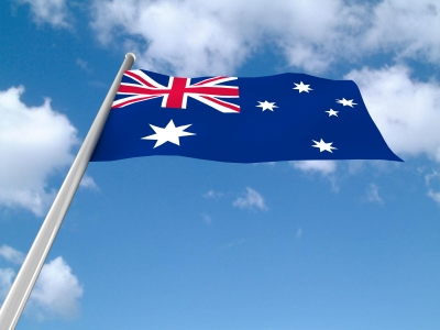 Australian flag by Salvatore Vuono courtesy of www.FreeDigitalPhotos.net