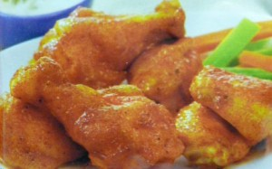 Hot-and-spicy-buffalo-chicken-american-style