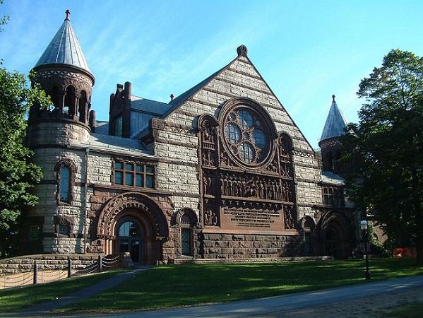 Princeton University, New Jersey.