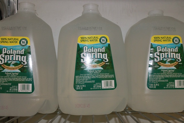 Poland-Spring-bottled-water