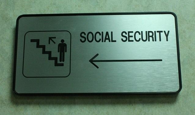 Social-security-sign