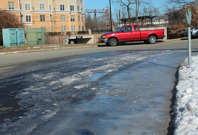 road-covered-by-ice