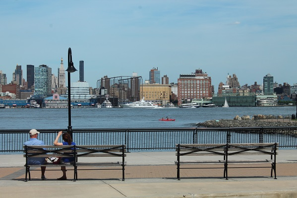 Views-of-NYC-from-Sinatra-Drive-in-Hoboken-NJ