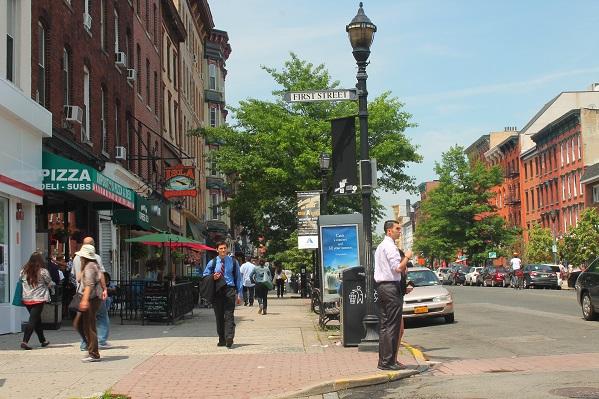 Washington-St-in-Hoboken-downtown-NJ