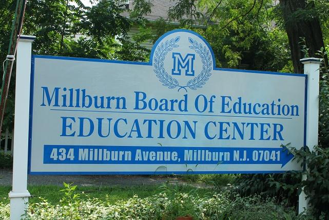 Board-of-Education-Millburn