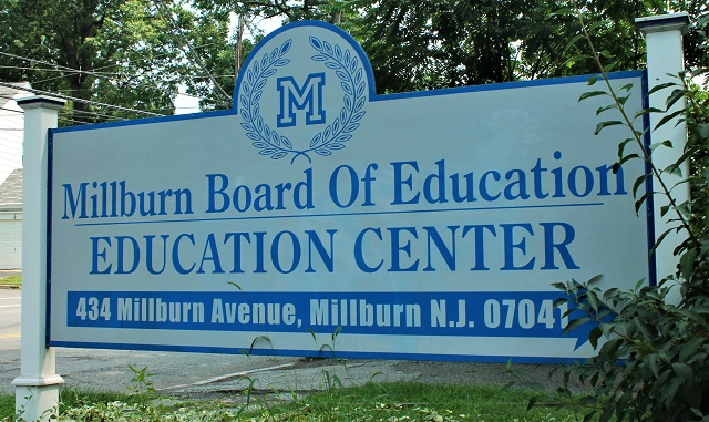 A typical Board of Education in New Jersey public schools